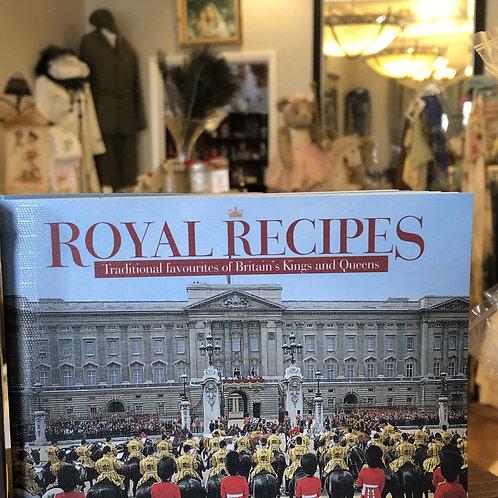 Royal Recipes Book