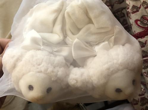 Sheep Baby Socks/Shoes