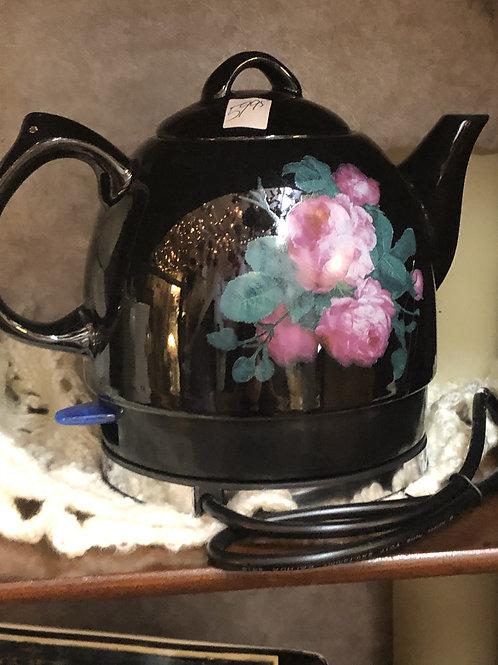 Electric Tea Pot -Black
