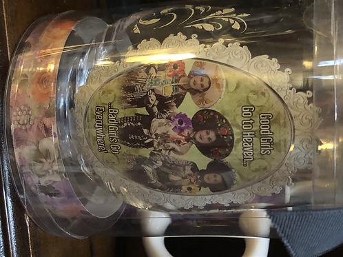 Good Girls Wine Glass
