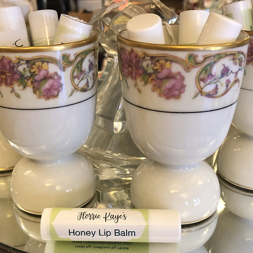 Florrie Kayes Hand Poured Honey Lip Balm