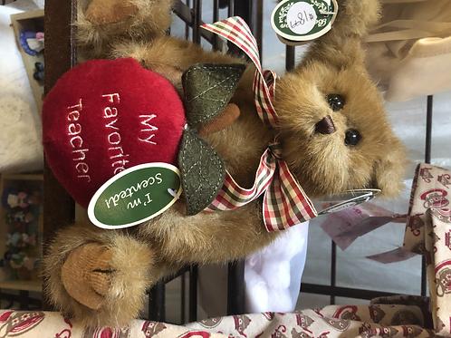 My Favorite Teacher Scented Teddy Bear