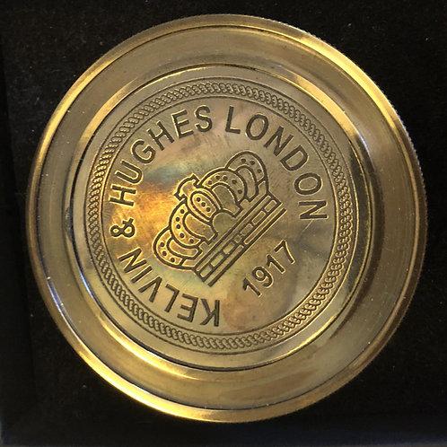 Kelvin & Hughes London 1917 Compass