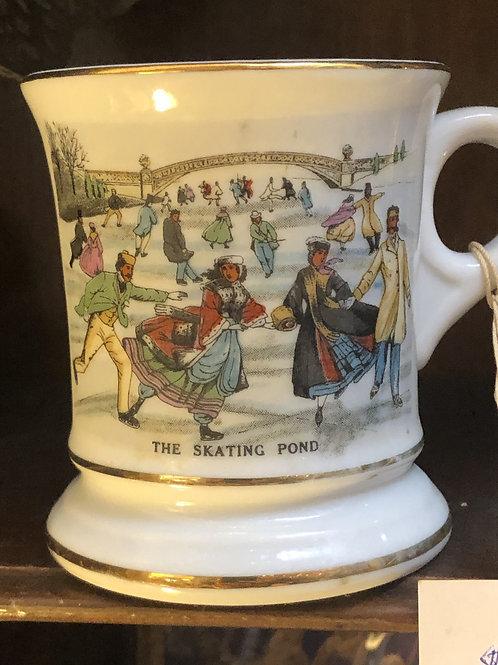 The Skating Pong Tea Mug