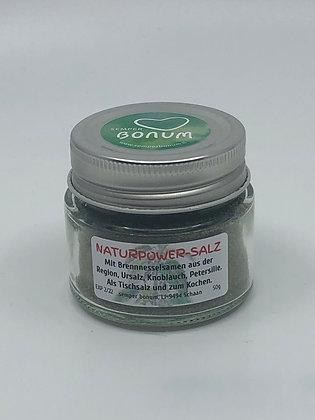 Naturpower-Salz, 50g
