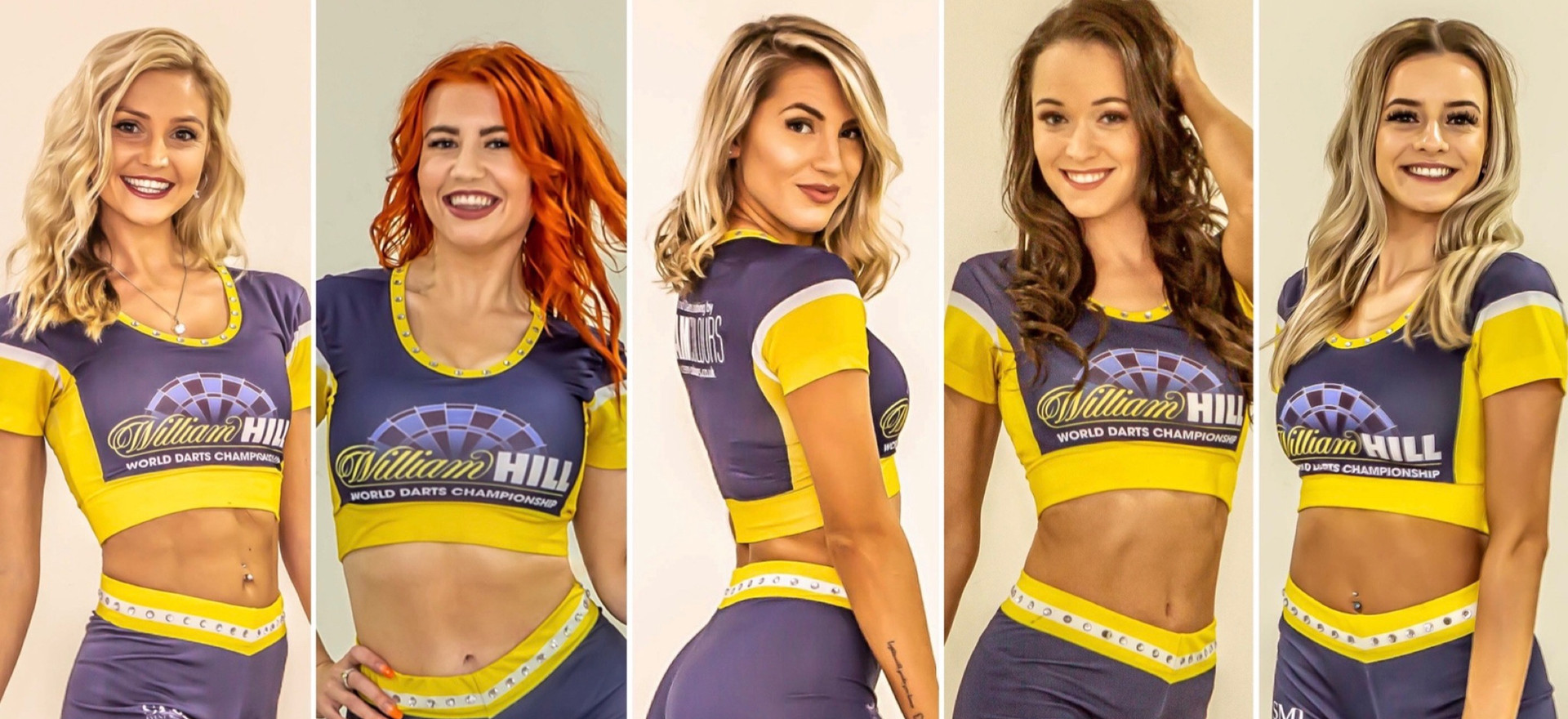 William Hill World Championship Darts Dancers 2020