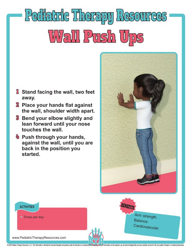 PTR_Wall_Push_Ups