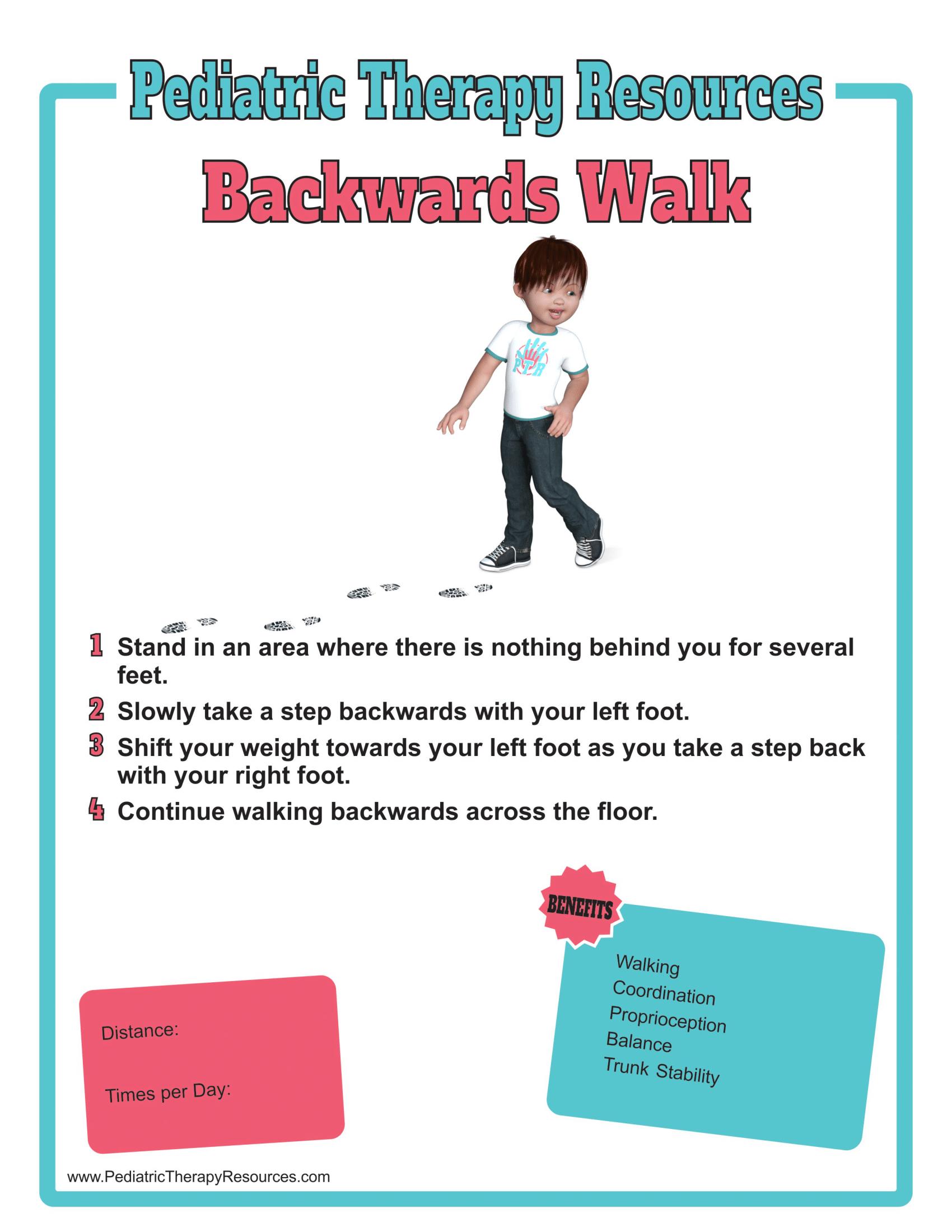 PTR Backwards Walk-1