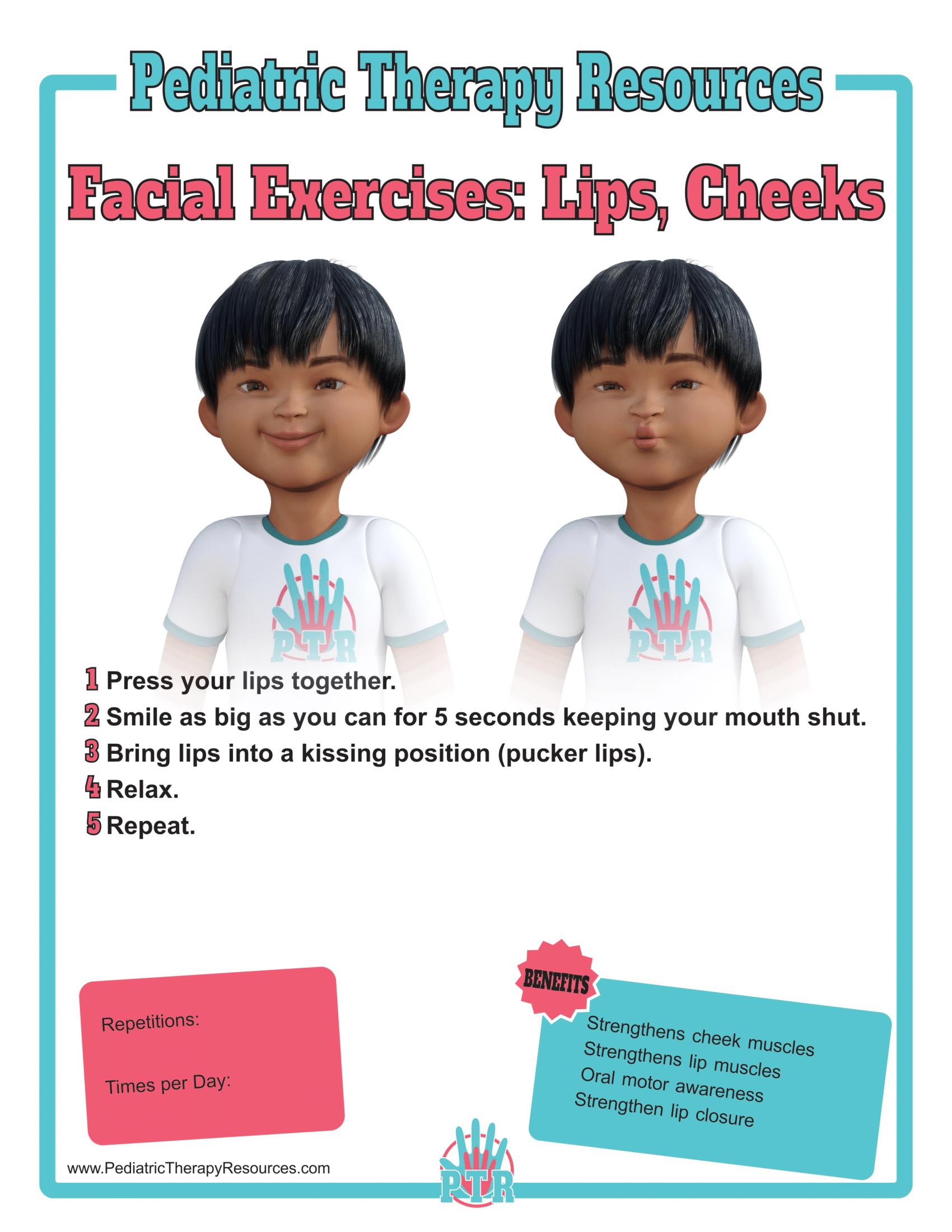 PTR Facial Exercises-1