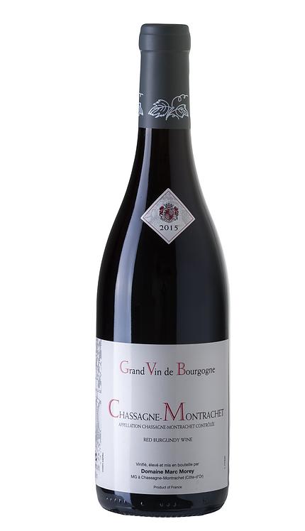 Chassagne Montrachet Rouge, Domaine Marc Morey 2016