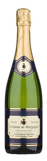 Crémant de Bourgogne Cuvée Prestige Brut, Domaine Cheysson NV