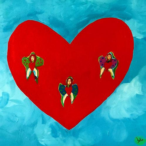 Fairy Heart Diamond