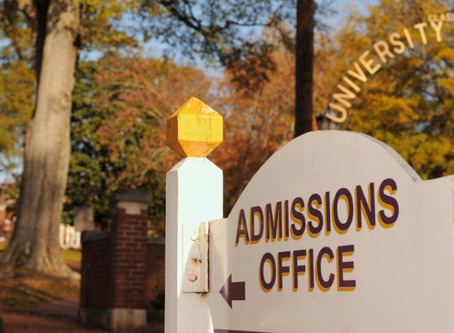 The Rise in Test Optional Admissions