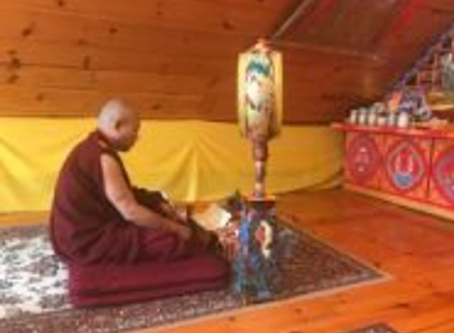 Wealth Vase Puja with Geshe Tenley