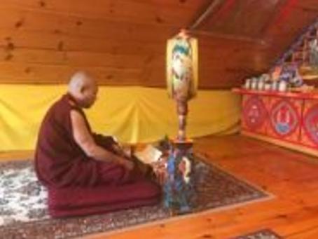 Wealth Vase Puja with Geshe Tenley