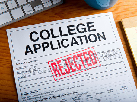 Handling College Rejection Letters (or It's Not the End of the World)