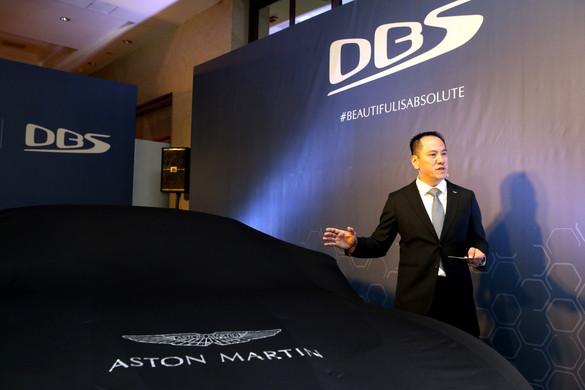 全新DBS Superleggera登陸香港