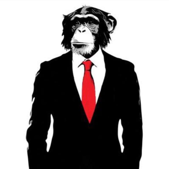 猴子管理法則:上司忙死,下屬得閒到死?