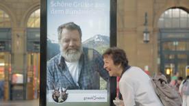 瑞士旅遊廣告提供免費車票吸客