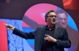 創業日2020:未來學家Gerd Leonhard與你大談智能變革