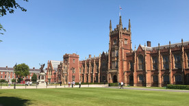 英國著名大學一名特別的新生