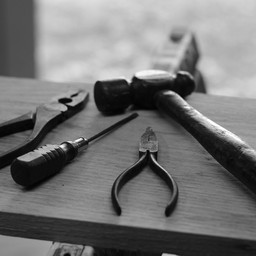 從木匠故事看企業管理