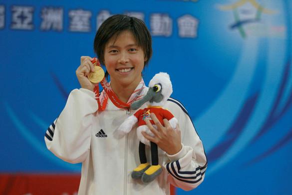 蔡曉慧:冠軍只有一個 唔放棄就是勝利者