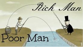 富人與窮人的分別