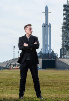 SpaceX 創辦人必勝創業心得