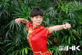 耿曉靈:突破自己 成就武術冠軍夢想