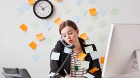 忙碌 是另一種懶惰