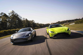 Aston Martin 全新Vantage 香港開賣