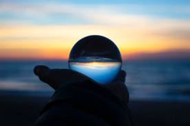 未來沒有水晶球