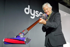 James Dyson創業啟示錄