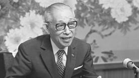 日本「經營之神」松下幸之助請人哲學