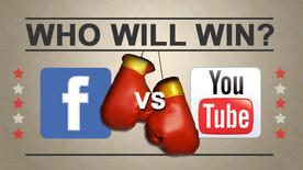 影片廣告大戰 FB 勢搶YouTube市場