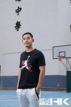 王家俊:籃球與我