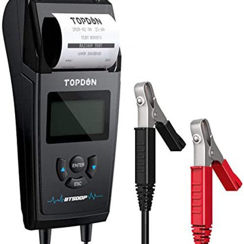 BT500P Battery Tester