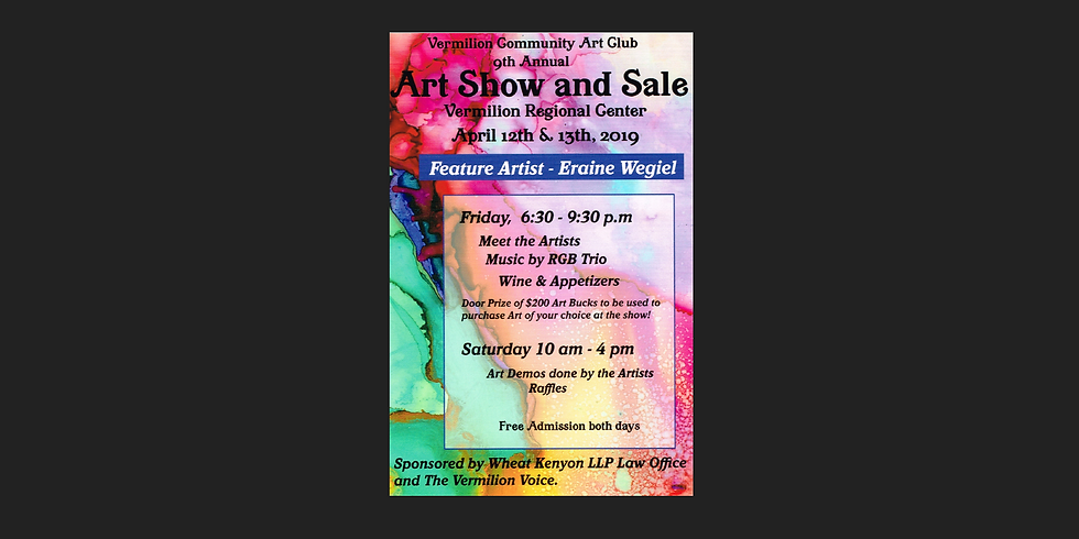 VCAC Art Show and Sale