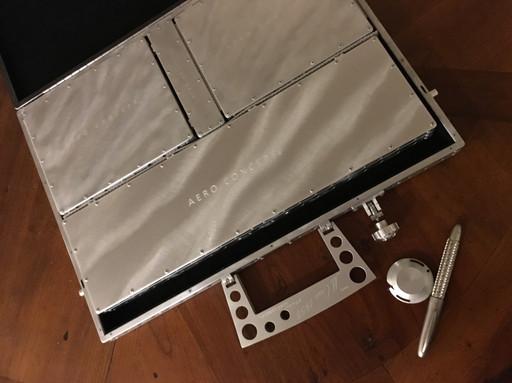 Inner case Scratch in porter A3W