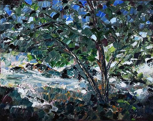 Spring 2021 Tree By Rushing Water.jpg