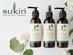Sukin Organics (v)