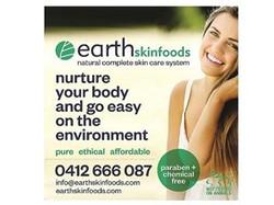 earth skinfoods (sv)