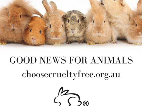 A re-elected Turnbull Government promises to ban the sale of cosmetic products tested on animals