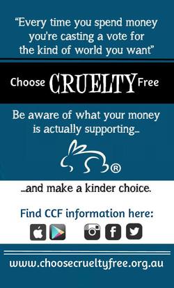 Make a Kinder Choice - Card