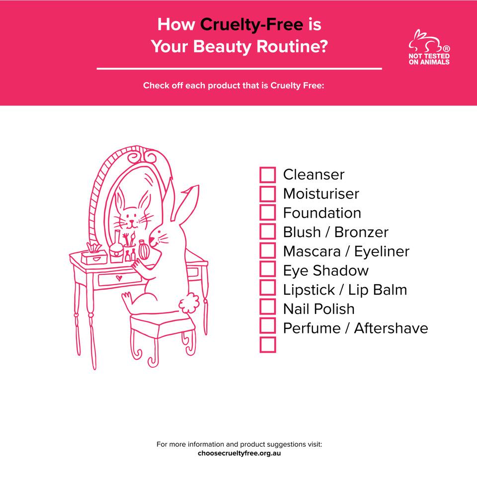 Beauty Routine Checklist