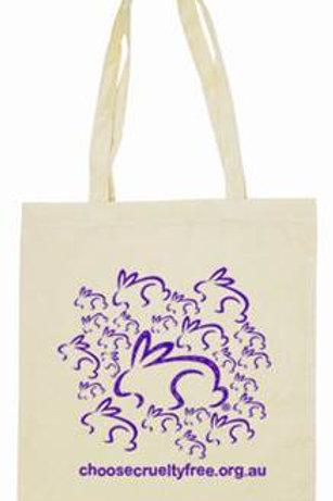 CCF Calico Shopping Bag