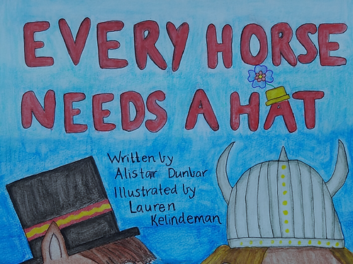 Every Horse Needs a Hat Book