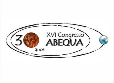 XVI Congresso da Associação Brasileira de Estudos do Quaternário