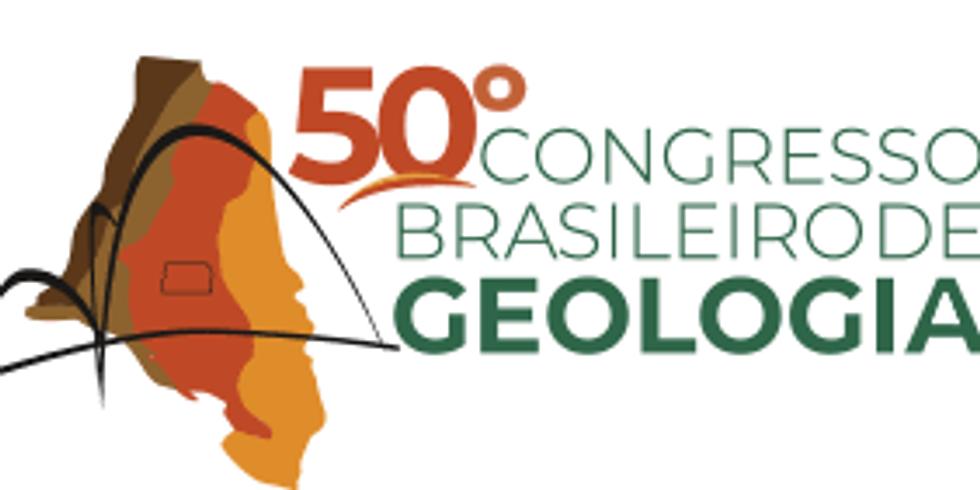 50° Congresso Brasileiro de Geologia